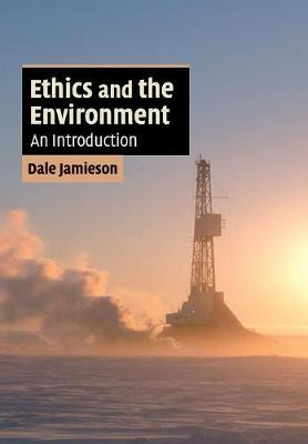 Ethics and the Environment book
