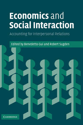 Economics and Social Interaction book