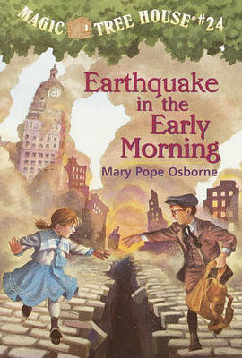 Earthquake in the Early Morning by Mary Pope Osborne