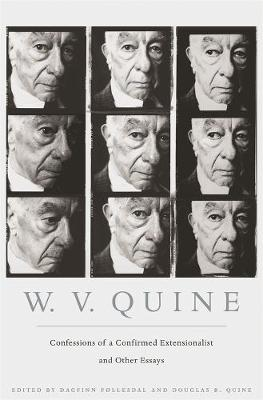 Confessions of a Confirmed Extensionalist and Other Essays by W. V. Quine