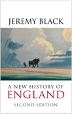 A New History of England by Professor Jeremy Black