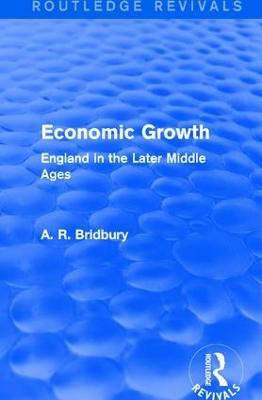 Economic Growth book