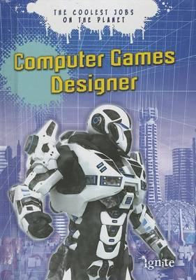 Computer Games Designer by Mark Featherstone