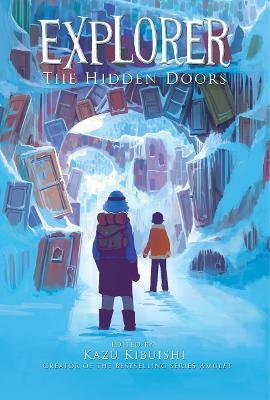 Explorer: The Hidden Doors book