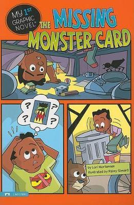 Missing Monster Card by Lori Mortensen