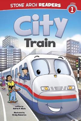 City Train by Craig Cameron