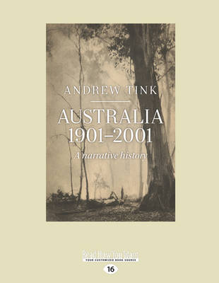 Australia 1901 - 2001 by Andrew Tink