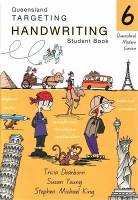 Targeting Handwriting: QLD Year 6 Student Book by Jane Pinsker