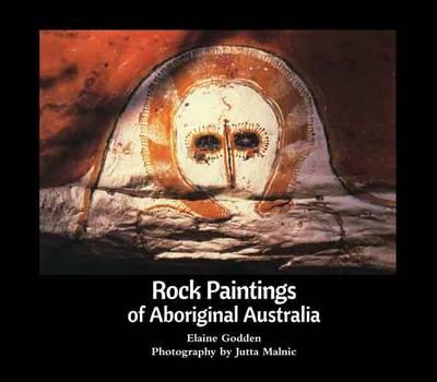 Rock Paintings of Aboriginal Australia book