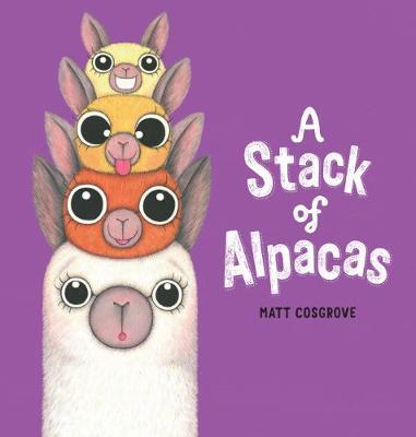 A Stack of Alpacas by Matt Cosgrove