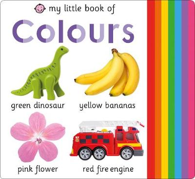 My Little Book of Colours book