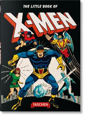 The Little Book of X-Men by Roy Thomas