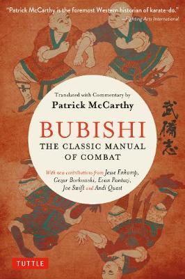Bubishi by Patrick McCarthy