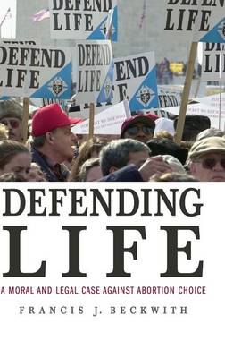 Defending Life book