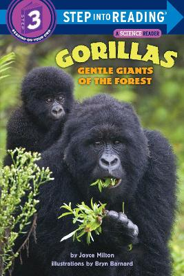 Gorillas, Gentle Giants Of The Forest book