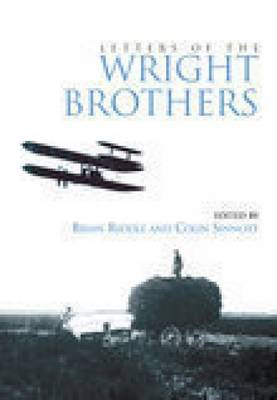 Letters of the Wright Brothers by Wilbur Wright