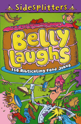 Sidesplitters Belly Laughs by Fred Blunt