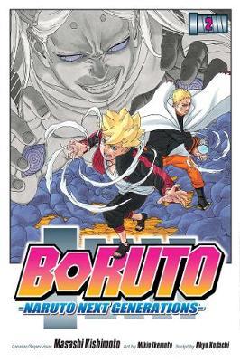 Boruto, Vol. 2 by Masashi Kishimoto