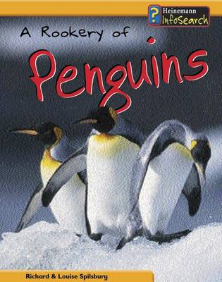 A Rookery of Penguins by Jilly Hunt