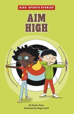Aim High book