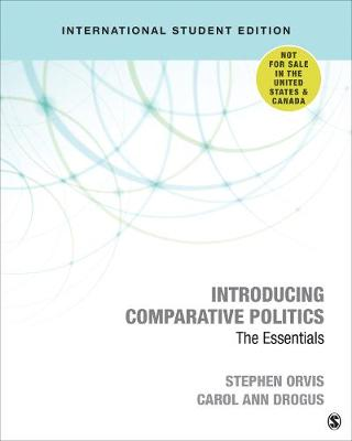 Introducing Comparative Politics by Stephen Walter Orvis