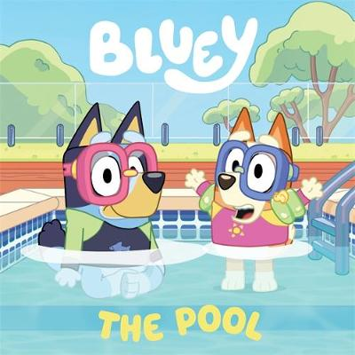 Bluey: The Pool book