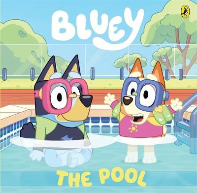 Bluey: The Pool book