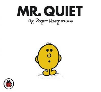 Mr Quiet book