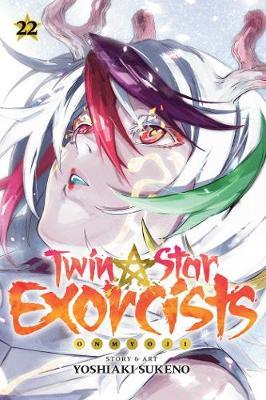 Twin Star Exorcists, Vol. 22: Onmyoji book