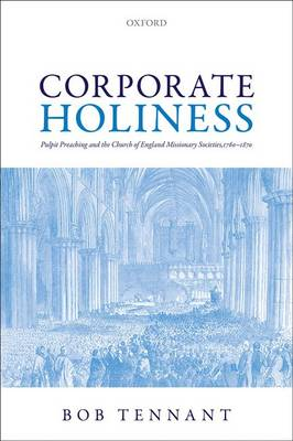 Corporate Holiness by Bob Tennant