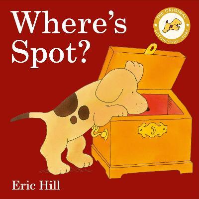 Where's Spot? book