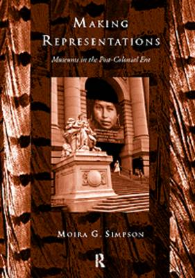 Making Representations by Moira G. Simpson