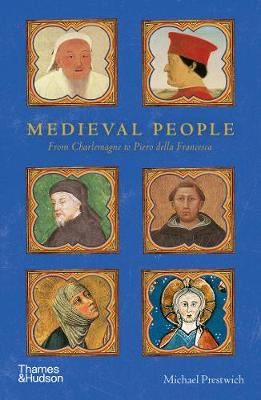 Medieval People: From Charlemagne to Piero della Francesca book