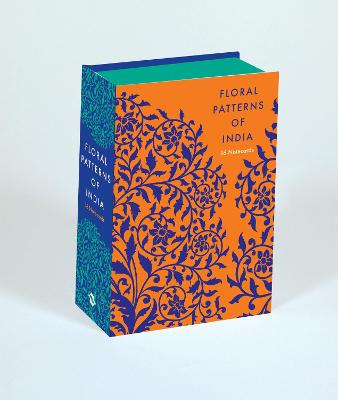 Floral Patterns of India: 16 Notecards by Henry Wilson