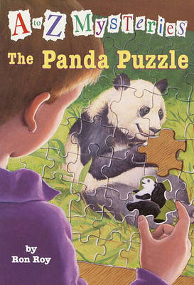 Panda Puzzle by Ron Roy