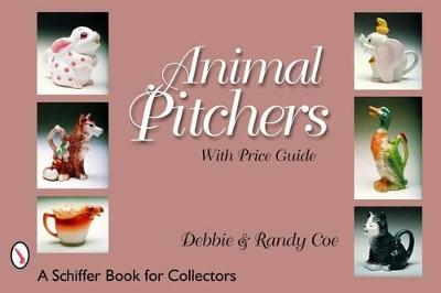 Animal Pitchers by Debbie and Randy Coe