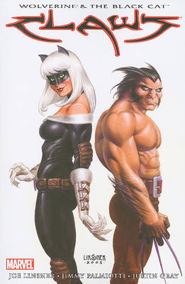 Wolverine & Black Cat by Justin Gray