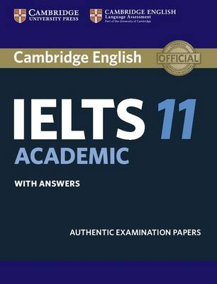Cambridge IELTS 11 Academic Student's Book with Answers by