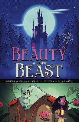 Beauty and the Beast by Jessica Gunderson
