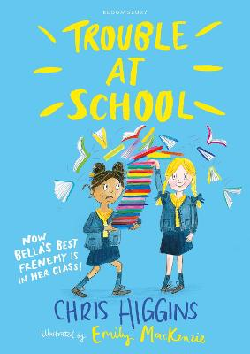 Trouble At School book