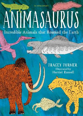 Animasaurus by Tracey Turner