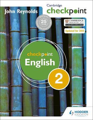 Cambridge Checkpoint English Student's Book 2 book