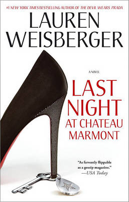 Last Night at Chateau Marmont book