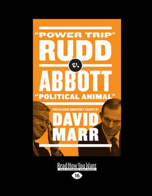 Rudd v. Abbott by David Marr