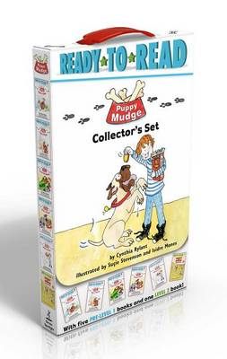 Puppy Mudge Collector's Set by Cynthia Rylant