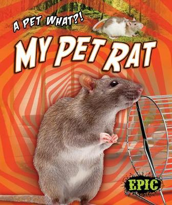 My Pet Rat book