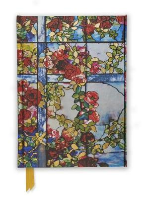 Tiffany: Trellised Rambler Roses (Foiled Journal) by Flame Tree Studio