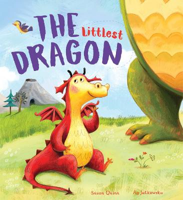 Storytime: The Littlest Dragon book