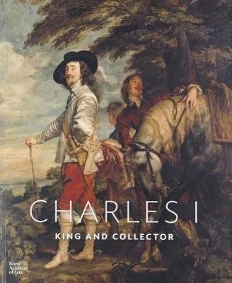 Softback Charles I: King and Collector book