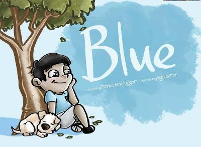 Blue by Emma Mactaggart